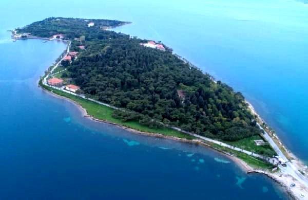 Dünyada sadece 3 tane var! Türkiye'deki Karantina Adası'nın restorasyonu için ihale açıldı