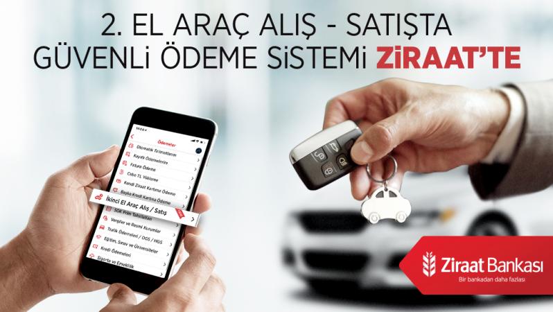 2. El Araç Alış – Satışta Güvenli Ödeme Sistemi