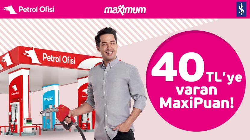 Maximum Petrol Ofisi Kampanyası