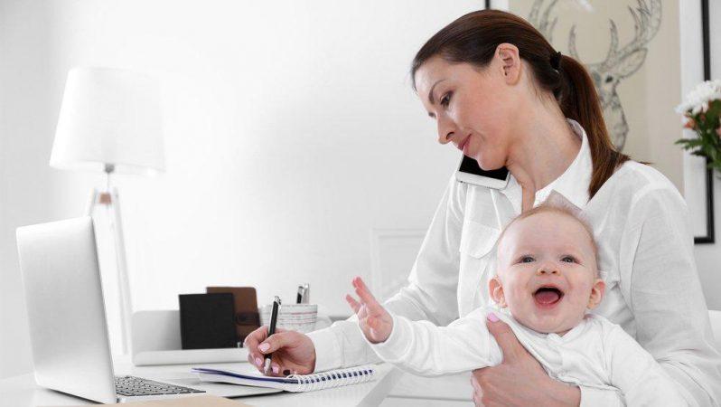 Çalışan Annelere Kreş Desteği