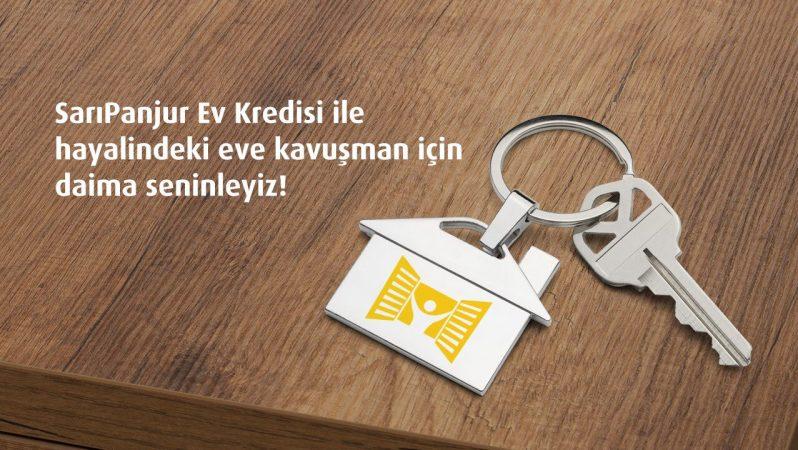 SarıPanjur Ev Kredisi